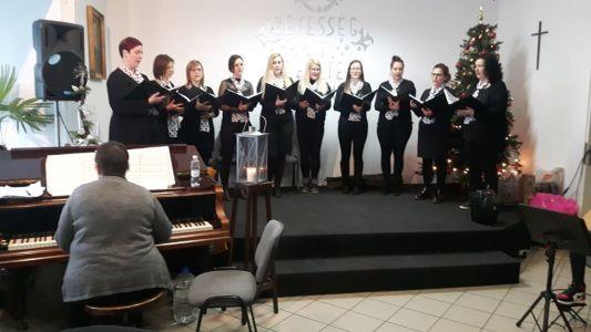 Madjari Koncert Bozicnih Pjesama 1
