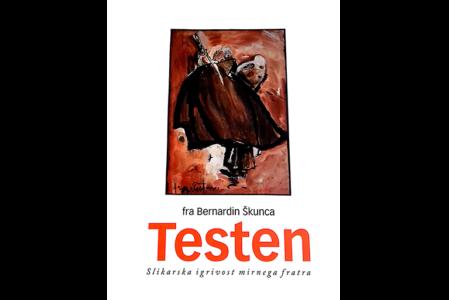 Naslovnica Monografija Testen