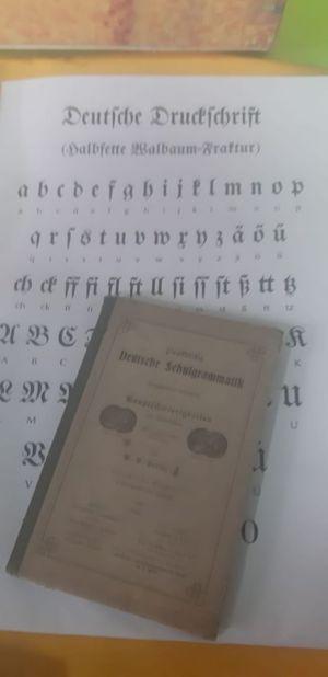 Nijemci Alfabet 3