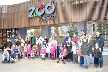 Posjet Zoo Vrtu 1