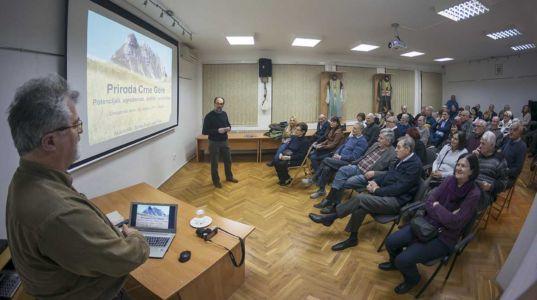 Predavanje O Crnoj Gori (1)