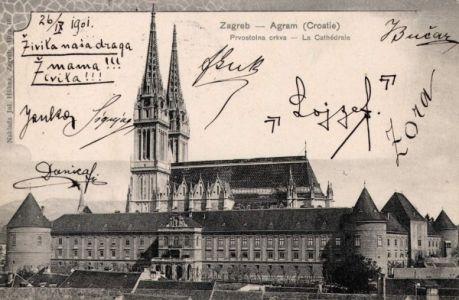 Razglednica Katedrala