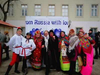 Rusi Maslenica 1