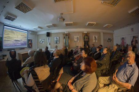 Sa Projekcije Filma U Crnogorskom Domu (16)