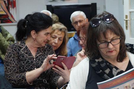 Sa Projekcije Filma U Crnogorskom Domu (5)