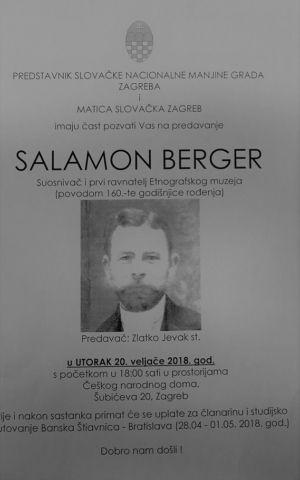 Slovaci Berger 1