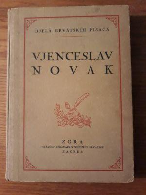 Vjenceslav Novak Knjiga