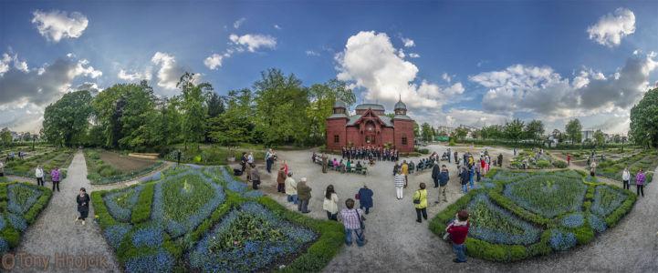 Zbor Bohemia U Botanic Kom Vrtu 11  1