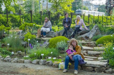 Zbor Bohemia U Botanic Kom Vrtu 3