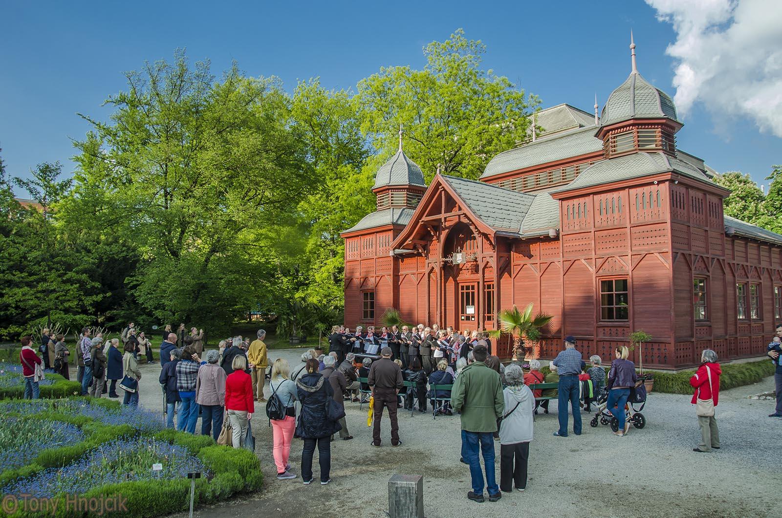 Zbor Bohemia U Botaničkom Vrtu (6)