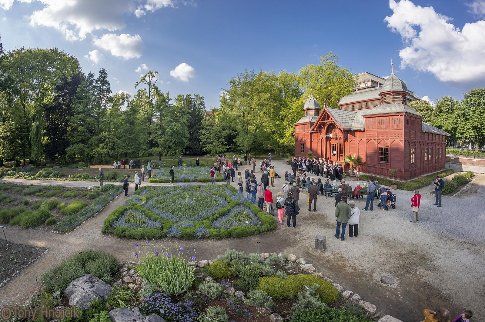 Zbor Bohemia U Botaničkom Vrtu (9)