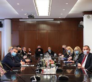 Sastanak s predstavnicima nacionalnih manjina