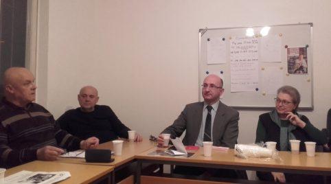 HRVATSKO-ČEŠKO DRUŠTVO PRISJETILO SE PRVOG ČEŠKOG I PRVOG HRVATSKOG NOBELOVCA, JAROSLAVA HEYROVSKOG I LAVOSLAVA RUŽIČKE